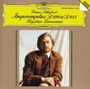 シューベルト:4つの即興曲 D899 & D935/Krystian Zimerman