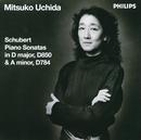 シューベルト:ピアノ・ソナタ第14番、17番/Mitsuko Uchida