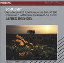 Schubert: Piano Sonata in B flat; Fantasy in C/Alfred Brendel