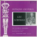 Couperin, François: Les Nations/Sir Neville Marriner, Carl Pini, Jacobean Ensemble, Thurston Dart