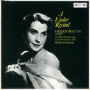 Helen Watts Recital/Helen Watts, Geoffrey Parsons, Cecil Aronowitz