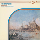 Monteverdi: Madrigals/Purcell Consort Of Voices, Grayston Burgess
