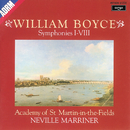 Boyce: Symphonies Nos. 1-8/Academy of St. Martin in the Fields, Sir Neville Marriner