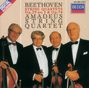 "Beethoven: String Quartets - ""Rasoumovsky"" & ""Harp""/Amadeus Quartet"