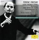 Handel: Harp Concerto Op.4, No.6 / Weber: Clarinet Concerto No.1, Op.73; Konzertstück Op.79/Nicanor Zabaleta, Heinrich Geuser, Margrit Weber, Radio-Symphonie-Orchester Berlin, Ferenc Fricsay