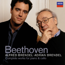 Beethoven: Complete Works for Piano & Cello (2 CDs)/Alfred Brendel, Adrian Brendel