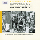 Bach: Cantatas BWV 16; 98; 139/English Baroque Soloists, John Eliot Gardiner