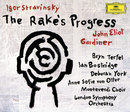Stravinsky: The Rake's Progress (2 CD's)/London Symphony Orchestra, John Eliot Gardiner