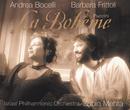 Puccini: La Bohème (2 CDs)/Andrea Bocelli, Barbara Frittoli, Israel Philharmonic Orchestra, Zubin Mehta