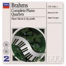 ブラ-ムス:ピアノ四重曲集/Beaux Arts Trio, Walter Trampler