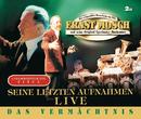 Das Vermächtnis - Seine letzten Aufnahmen Live SET/Ernst Mosch und seine Original Egerländer Musikanten
