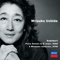 Schubert: Piano Sonata in E Flat Major; 6 Moments Musicaux