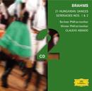 ブラームス:ハンガリー舞曲集/セレナード第1番、第2番他/Claudio Abbado