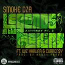 Legends In The Making (Ashtray Pt. 2) (feat. Wiz Khalifa, Curren$y)/Smoke DZA