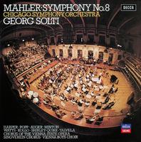 マーラー:交響曲第8番<千人の交響曲>
