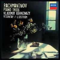 ラフマニノフ:悲しみの三重奏曲第1番・第2番