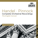 Handel: Complete Orchestral Recordings/The English Concert, Trevor Pinnock