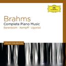 Brahms: Complete Piano Music/Daniel Barenboim, Anatol Ugorski, Wilhelm Kempff