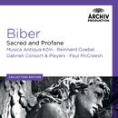 Biber: Sacred And Profane/Musica Antiqua Köln, Reinhard Goebel, Gabrieli Consort & Players, Paul McCreesh