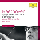 Beethoven: Symphonies Nos. 1 - 9; 5 Overtures/Wiener Philharmoniker, Karl Böhm