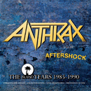 Aftershock – The Island Years 1985-1990 <4CD>/Anthrax