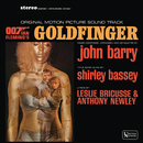 Goldfinger(Original Motion Picture Soundtrack)/John Barry