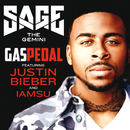Gas Pedal (Remix) (feat. Justin Bieber, Iamsu!)/Sage The Gemini