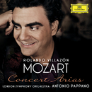 Mozart: Concert Arias/Rolando Villazón, London Symphony Orchestra, Antonio Pappano