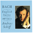 The English Suites; Suites Nos.1 - 6 (2 CDs)/András Schiff