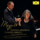 Mozart: Piano Concerto No.25 In C Major K.503;  Piano Concerto No.20 In D Minor K.466 (Live)/Martha Argerich, Orchestra Mozart, Claudio Abbado