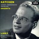 Liszt: Piano Concertos Nos.1 & 2/Julius Katchen, London Philharmonic Orchestra, Ataúlfo Argenta