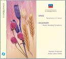 Grieg: Symphony In C Minor; Goldmark: Rustic Wedding Symphony (Australian Eloquence Digital)/Karsten Andersen, Jesús López-Cobos