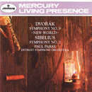 "Dvorák: Symphony No. 9 ""From the New World""/Sibelius: Symphony No. 2/Detroit Symphony Orchestra, Paul Paray"