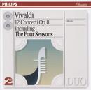 ヴィヴァルディ:協奏曲集<和声の創意への試み>/I Musici, Felix Ayo, Maria Teresa Garatti