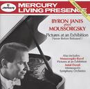 Mussorgsky: Pictures at an Exhibition (Versions for piano & for orchestra) etc./Byron Janis, Minneapolis Symphony Orchestra, Antal Doráti