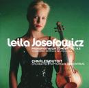 Prokofiev: Violin Concertos Nos.1 & 2 / Tchaikovsky: Sérénade mélancolique/Leila Josefowicz, Orchestre Symphonique de Montréal, Charles Dutoit