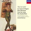 モーツァルト:4ダイ オペラ/エスト/Arnold Östman, The Drottningholm Court Theatre Orchestra