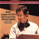 Mozart: Symphonies Nos. 29 & 33/English Baroque Soloists, John Eliot Gardiner