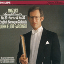 Mozart: Symphonies Nos.31 & 34/English Baroque Soloists, John Eliot Gardiner