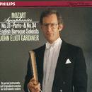 モーツァルト:交響曲第31番<パリ>&第34番/English Baroque Soloists, John Eliot Gardiner