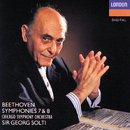 Beethoven: Symphonies Nos. 7 & 8/Chicago Symphony Orchestra, Sir Georg Solti