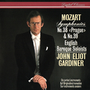 Mozart: Symphonies Nos.38 & 39/English Baroque Soloists, John Eliot Gardiner