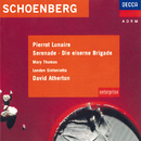 Schoenberg: Pierrot Lunaire / Serenade/Mary Thomas, John Shirley-Quirk, London Sinfonietta, David Atherton