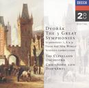 Dvorak: Symphonies Nos. 7-9/Scherzo Capriccioso (2 CDs)/The Cleveland Orchestra, Christoph von Dohnányi
