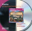シベリウス:交響曲第5番&第7番/Boston Symphony Orchestra, Sir Colin Davis