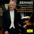 Brahms: Klavierkonzert Nr. 2 (Live From Semperoper, Dresden / 2013)/Maurizio Pollini, Staatskapelle Dresden, Christian Thielemann