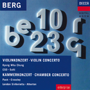 Berg: Violin Concerto; Chamber Concerto/Kyung Wha Chung, Chicago Symphony Orchestra, Sir Georg Solti, Gyorgy Pauk, Paul Crossley, London Sinfonietta, David Atherton
