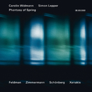 Feldman, Zimmermann, Schönberg, Xenakis/Carolin Widmann, Simon Lepper