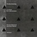 バッハ:無伴奏チェロ組曲第2番/ツィンマーマン:無伴奏ソナタ/Thomas Demenga