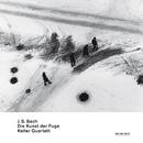 バッハ:フーガの技法/Keller Quartett